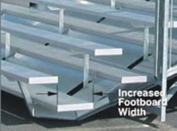 Full Width Footboard Upgrade